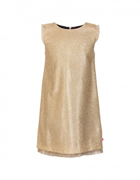 Gretchen dress - gold