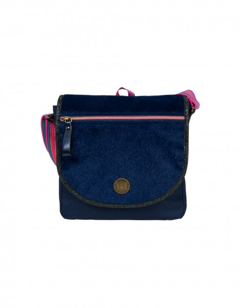 Bali shoulder bag - dark blue