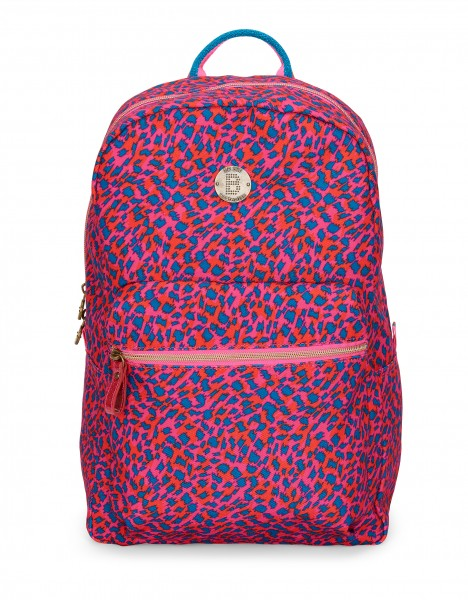 Perth backpack - arty animal