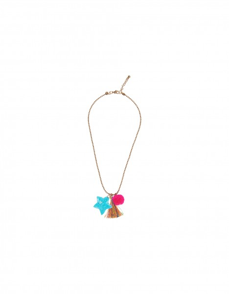 Nasira necklace - multi