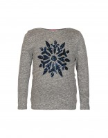 Ice star shirt - grey