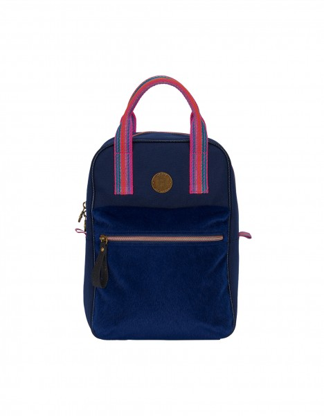 Lima backpack - dark blue
