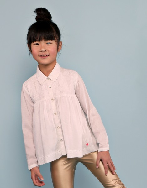 Nissa blouse - white