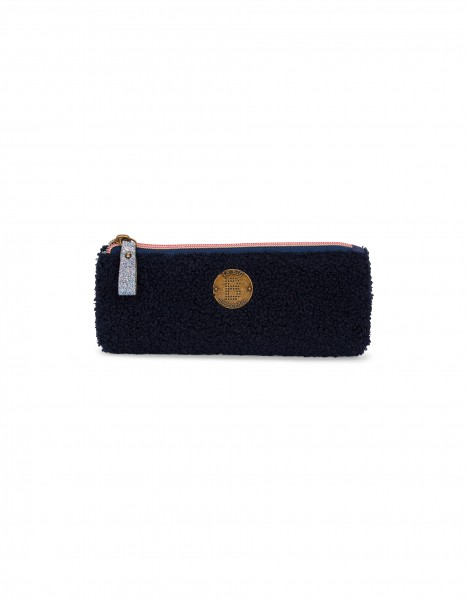 Birmingham pencil case - dark blue