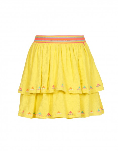Natalie skirt - yellow