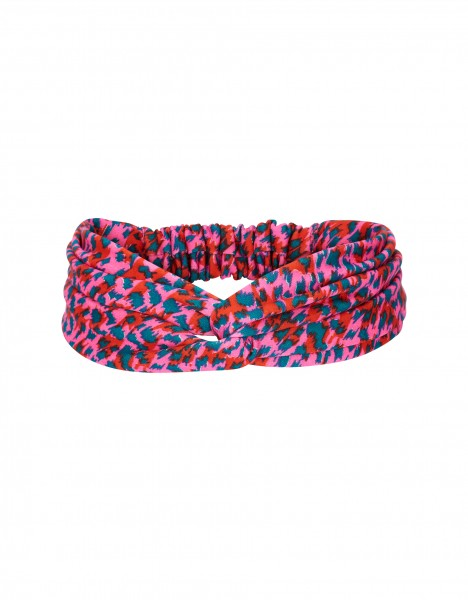Phillis headband - arty animal