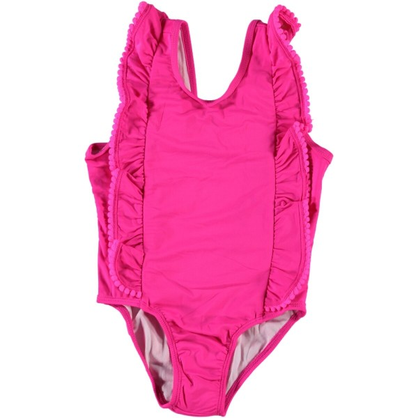 Summer swimsuit - bright pink