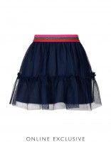 Paola skirt - dark blue