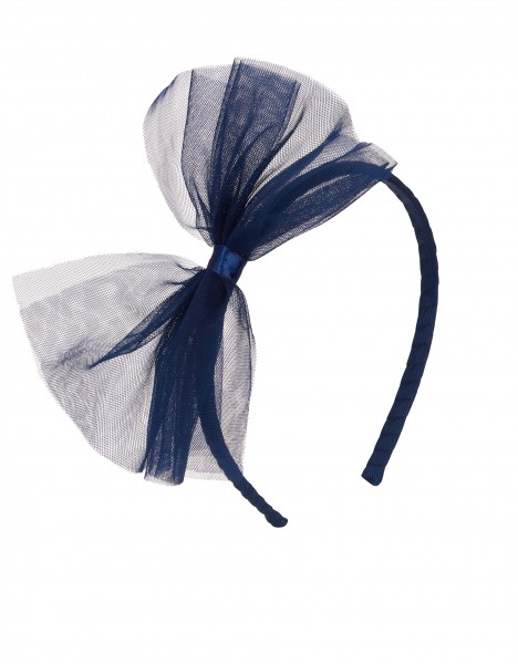 Klea headband - dark blue