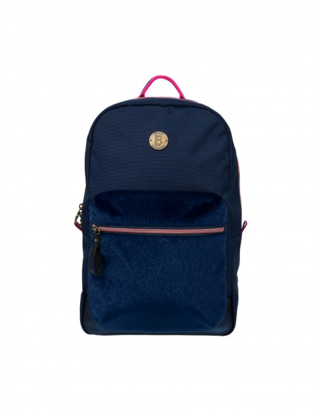 Perth backpack - dark blue
