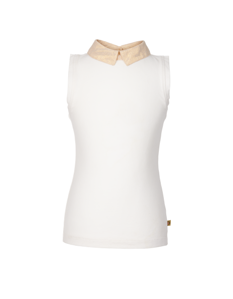 Cleo top - off white