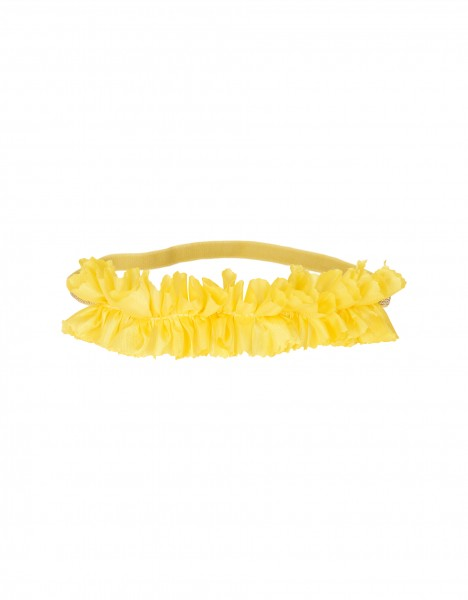 Navya headband - yellow