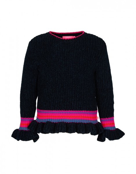 Kamilla sweater - dark blue