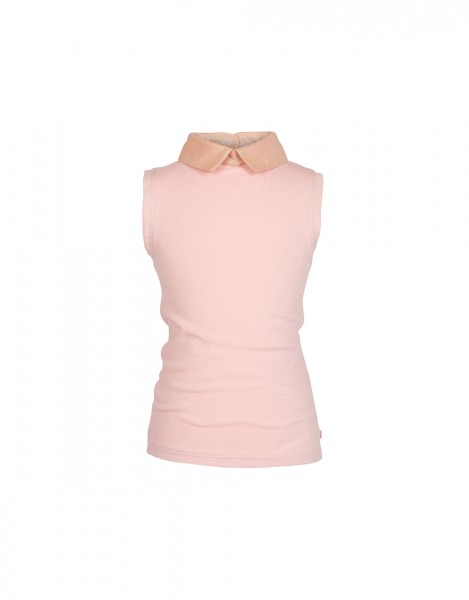 Cleo top - light pink