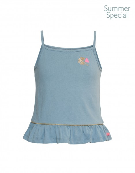 Niovi tank top - blue