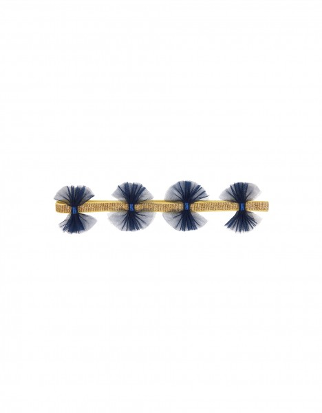Kaila headband - dark blue