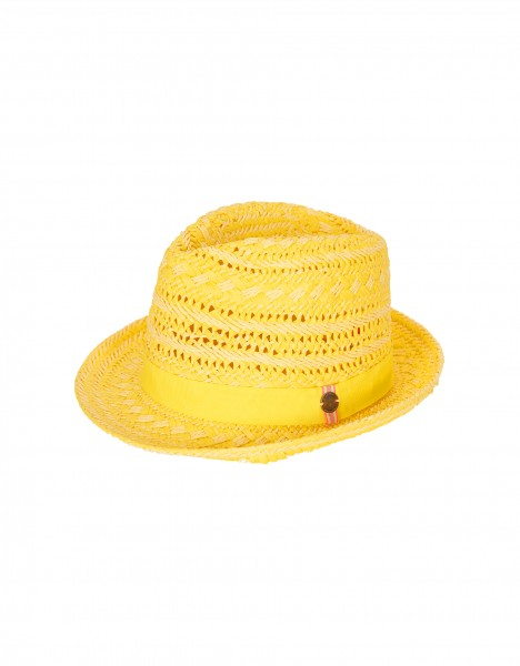 Neda hat - yellow