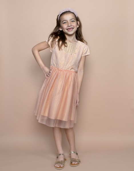 Mara dress - light pink