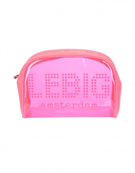 Atlanta cosmetic bag large - bright pink
