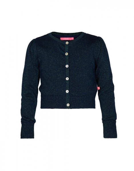 Lily cardigan - dark blue