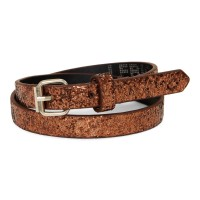 Sparkle belt - chocolate