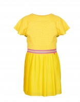Jalou dress - yellow