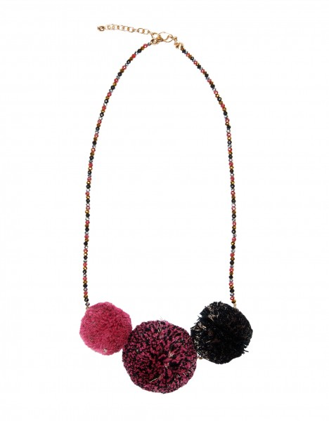 Oprah necklace - multi