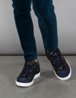 Kix sneakers - dark blue