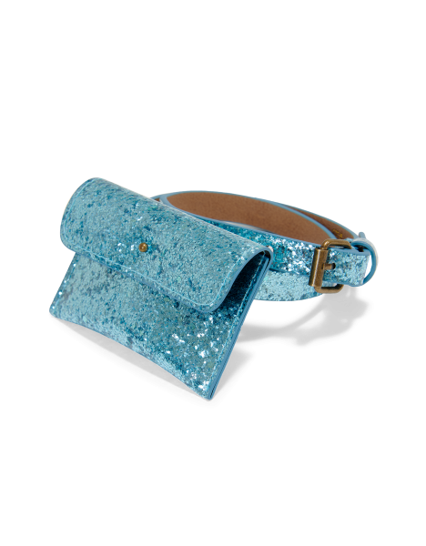 Shania belt - blue