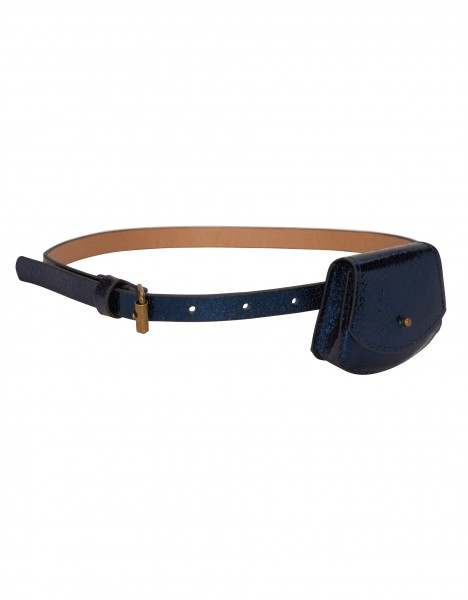 Kandis belt - dark blue
