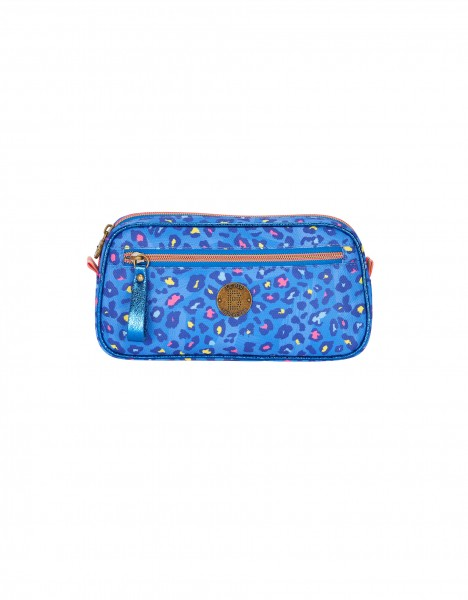 London pencil case - blue