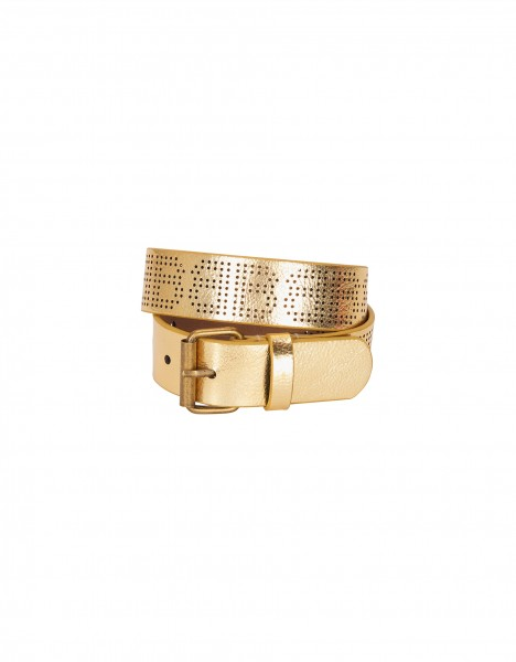 Nadette belt - gold
