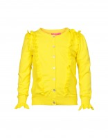 Juki cardigan - yellow