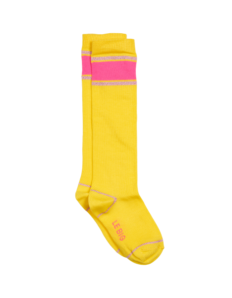 Seda knee high - yellow