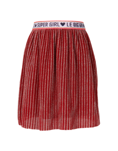 Suki skirt - red