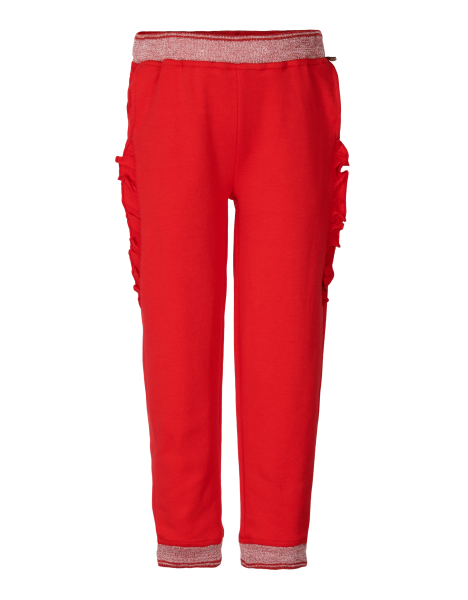 Stacey sweatpants - red