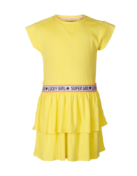 Senna dress - yellow