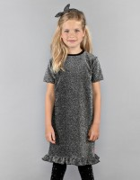 Ophelia dress - silver
