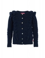 Kornelia cardigan - dark blue