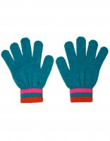 Parvati gloves - green