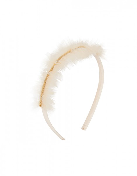 Melanie headband - off white