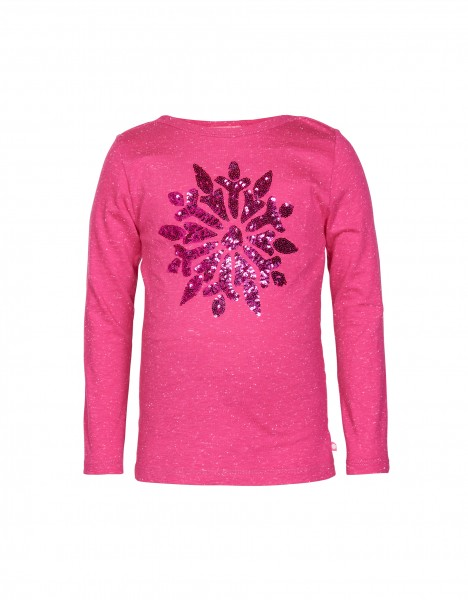 Ice star shirt - pink