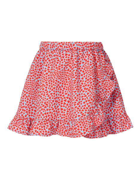 Sophie skirt - happy hearts