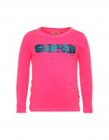 Pascalle shirt - bright pink