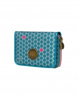 Milan wallet - green